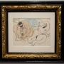Pablo Picasso - Deux Nus