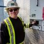 Dan Russell - Elevator Operator