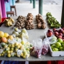 Fruit market - Canouan, St. Vincent and the Grenadines