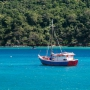 "Fishing boat ""Togetherness"" - Canouan, St. Vincent and the Grenadines"