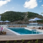 Glossy Bay Marina pool - Glossy Bay Canouan, Saint Vincent and the Grenadines