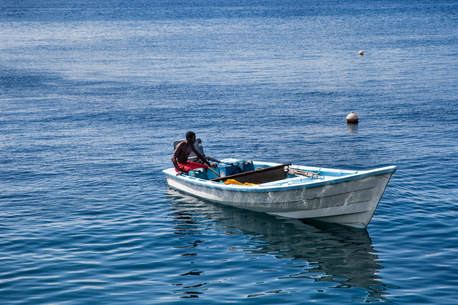 Fisherman - Kingstown, St. Vincent and the Grenadines