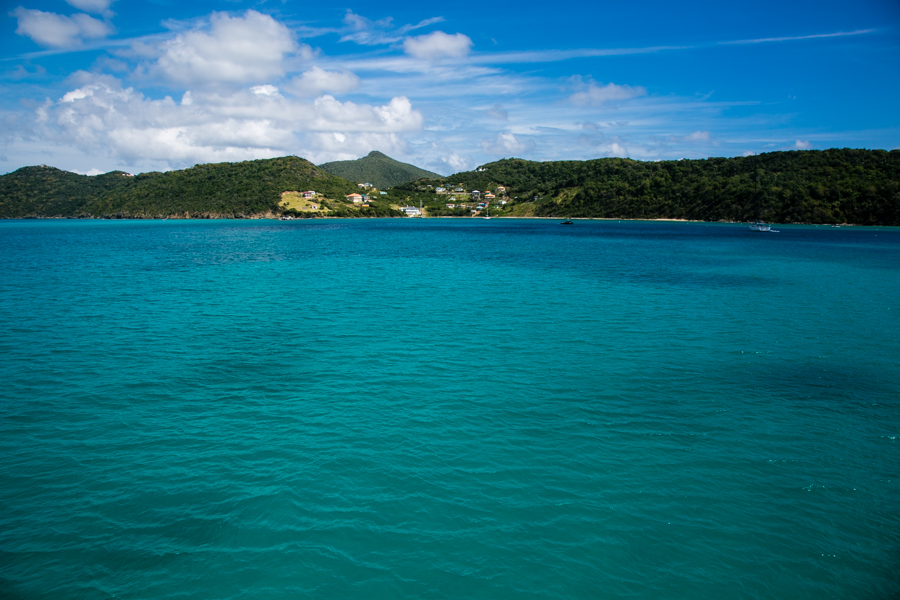 Bay of Canouan, St. Vincent and the Grenadines