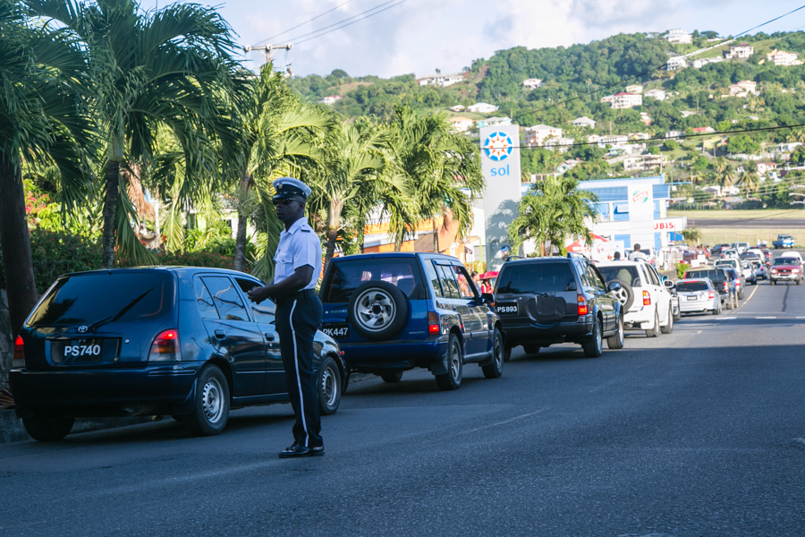 Traffic Officer - Kingstown, St. Vincent and the Grenadines
