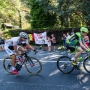 #198 Emanuel Buchmann (Germany) BORA-ARGON 18 and #167 Daniel Martin (Ireland) TEAM CANNONDALE - GARMIN Tour de France 2015 - Stage 11 - Pau / Cauterets - Vallée de Saint-Savin- 188Km