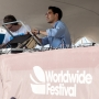Floating Points and DJ Hunee Beach Stage, Worldwide Festival Séte 2015