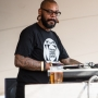 Osunlade at the Beach Stage Worldwide Festival Séte 2015